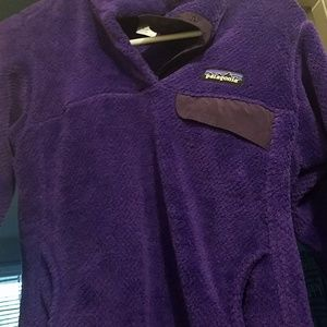 Patagonia womens retool pullover xs